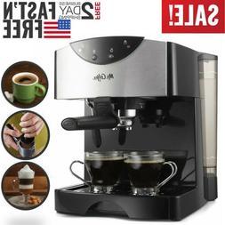 Coffee Maker Machine Automatic Espresso Cappuccino Latte Sys