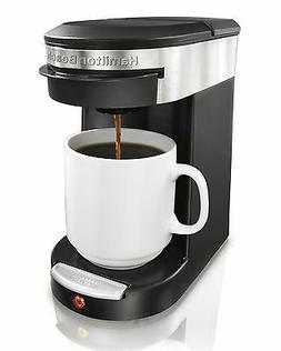 Hamilton Beach Coffee Maker One Cup Pod Single Serve Brewers