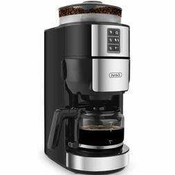 Coffee Maker Grind and Brew 5 Cup Automatic Programmalbe Dri