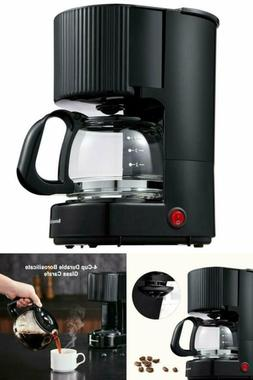 Coffee Makers Bonsenkitchen 4 Cup Single Serve Coffee Pot On