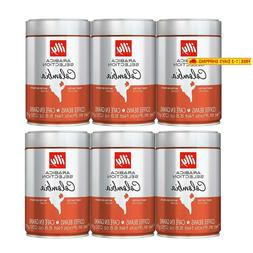 Illy Coffee Whole Bean Arabica Colombia - 8.8Oz