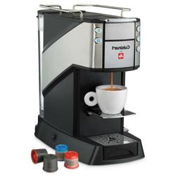Cuisinart EM-400 Single Serve Espresso Maker, Coffee Machine
