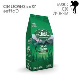 Green Mountain Coffee Roasters Dark Magic Ground Coffee, Roa
