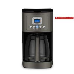 Cuisinart Dcc-3200Bks Perfectemp Coffee Maker, Black Stainle