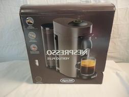 Nespresso DeLonghi ENV150GY VertuoPlus Espresso Machine, Gra