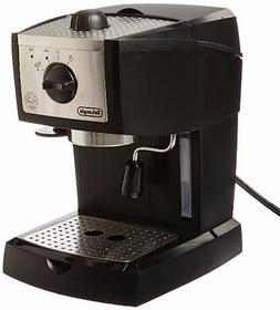 DeLonghi Semi Automatic Coffee Machine Espresso And Cappucci