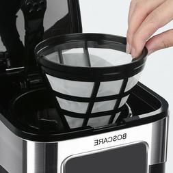 Drip Coffee Machine Accessories Plastic Filter Screen Access