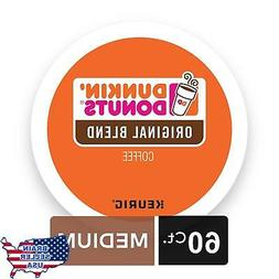 Dunkin' Donuts Original Blend Coffee for K-cup Pods, Medium