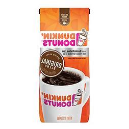 Dunkin' Donuts Original Blend Ground Coffee, Medium Roast, 2