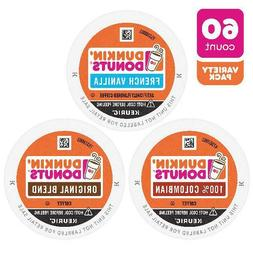 Dunkin' Donuts Top Sellers Variety Pack K-Cup Coffee Pods