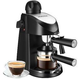 AICOOK Espresso and Coffee Machine, 3 in 1 Combination 15 Ba