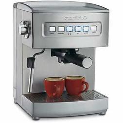 Cuisinart Espresso Coffee Maker Cappuccino Latte 15 Bar Prog