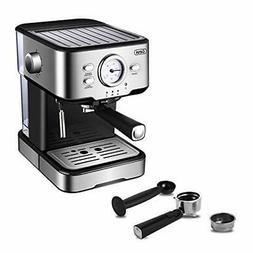 Espresso Machine 15 Bar Coffee Machine with Foaming Milk Fro
