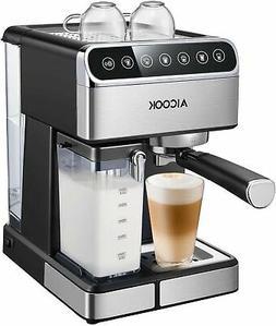 Aicook Espresso Machine, Barista Espresso Coffee Maker with