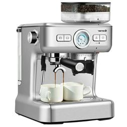Espresso Machines 20 Bar Coffee Machine With Milk Frother Wa