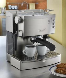 Espresso Maker EC702 DeLonghi Cappuccino Coffee Machine Expr