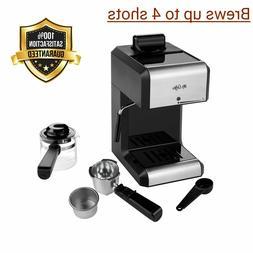 Espresso Mr. Coffee Machines Automatic Cafe Barista Maker wi
