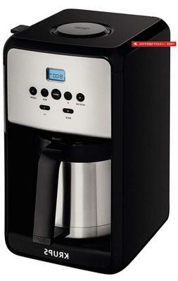 Krups Et351 Coffee Maker, Coffee Programmable Maker, Thermal
