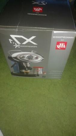 Illy FrancisFrancis X7.1 Cup Espresso Machine - Black New