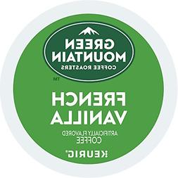Green Mountain Coffee Roasters French Vanilla, Single Serve