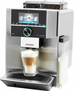 Siemens fully automatic coffee machine EQ.9 plus connect S70