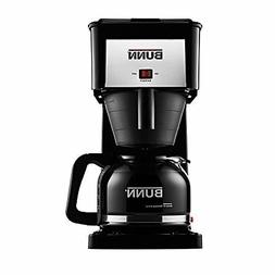GRB Velocity Brew 10-Cup Home Coffee Brewer, Black