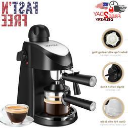 home espresso machine cappuccino expresso latte coffee