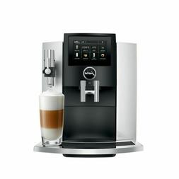 JURA S8 Automatic Coffee Machine with Touchscreen - Moonligh
