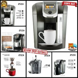Keurig K575 K Cup Pod Espresso Coffee Maker Machine, 12oz Br