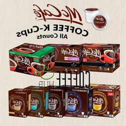 McCafe Coffee KEURIG Pods KCups 18 36 72 100 108 Count Capsu