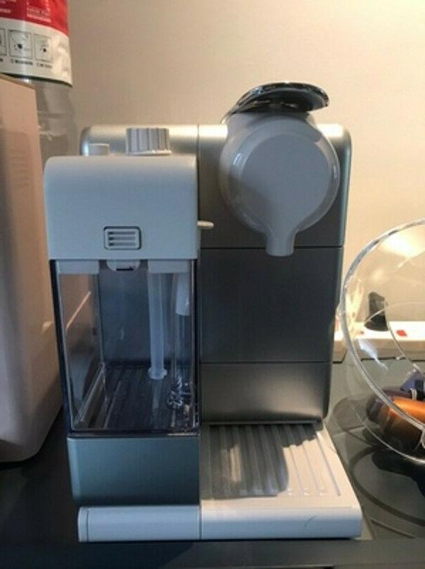 100%NEW Lattissima Touch Silver machine BOX