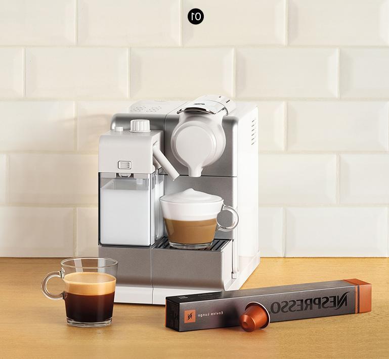 100 percent new lattissima touch silver coffee