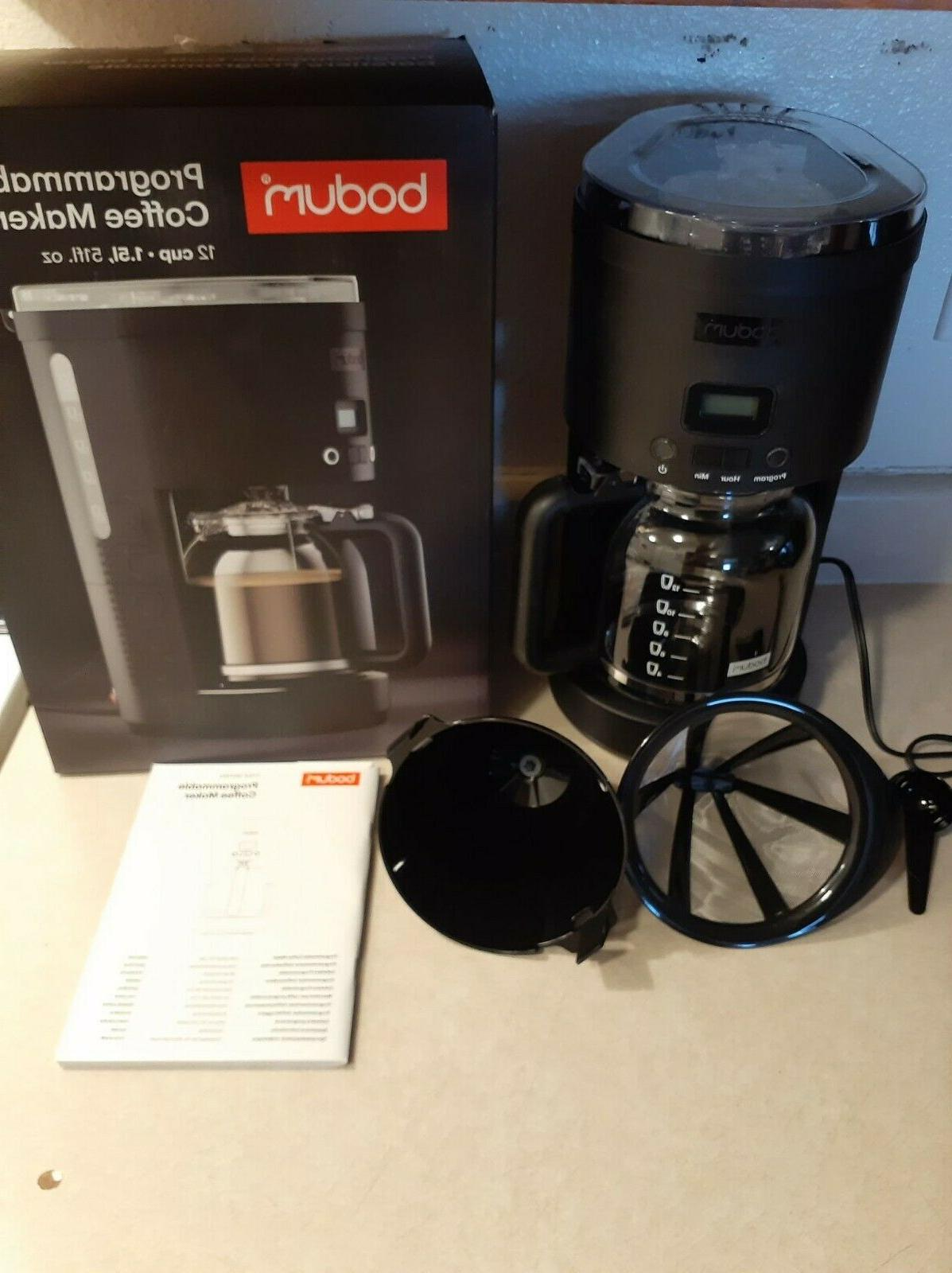 11754 01ca bistro maker programmable coffee machine