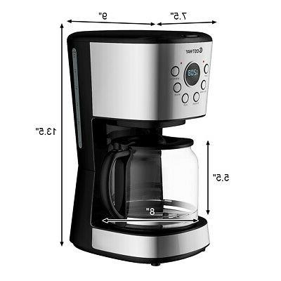12-Cup Programmable Maker Brew w/ Glass