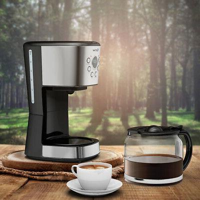 12-Cup Maker Brew w/ 1.8L