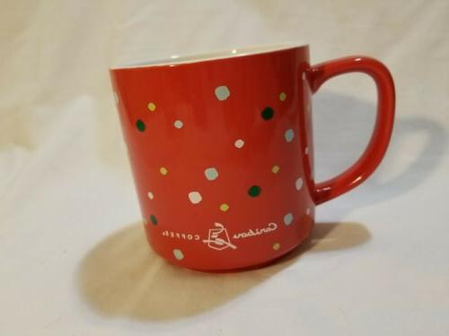 Caribou Red Polka oz Coffee Been Good""