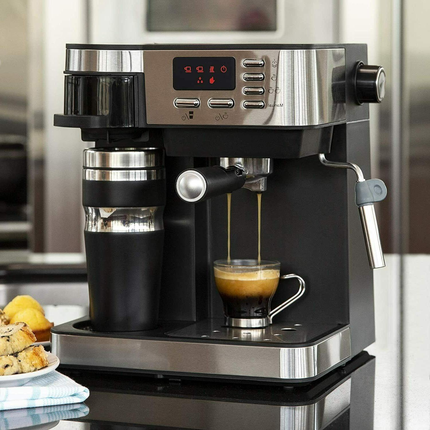 3 in 1 Coffee Machine Programmable