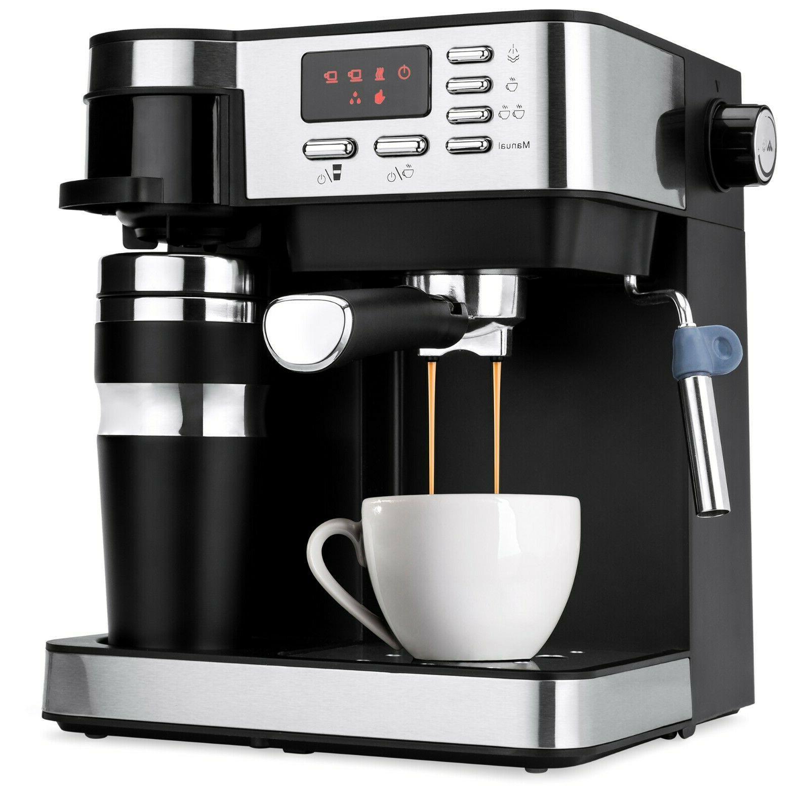 3-in-1 Drip Coffee, and Machine Choice