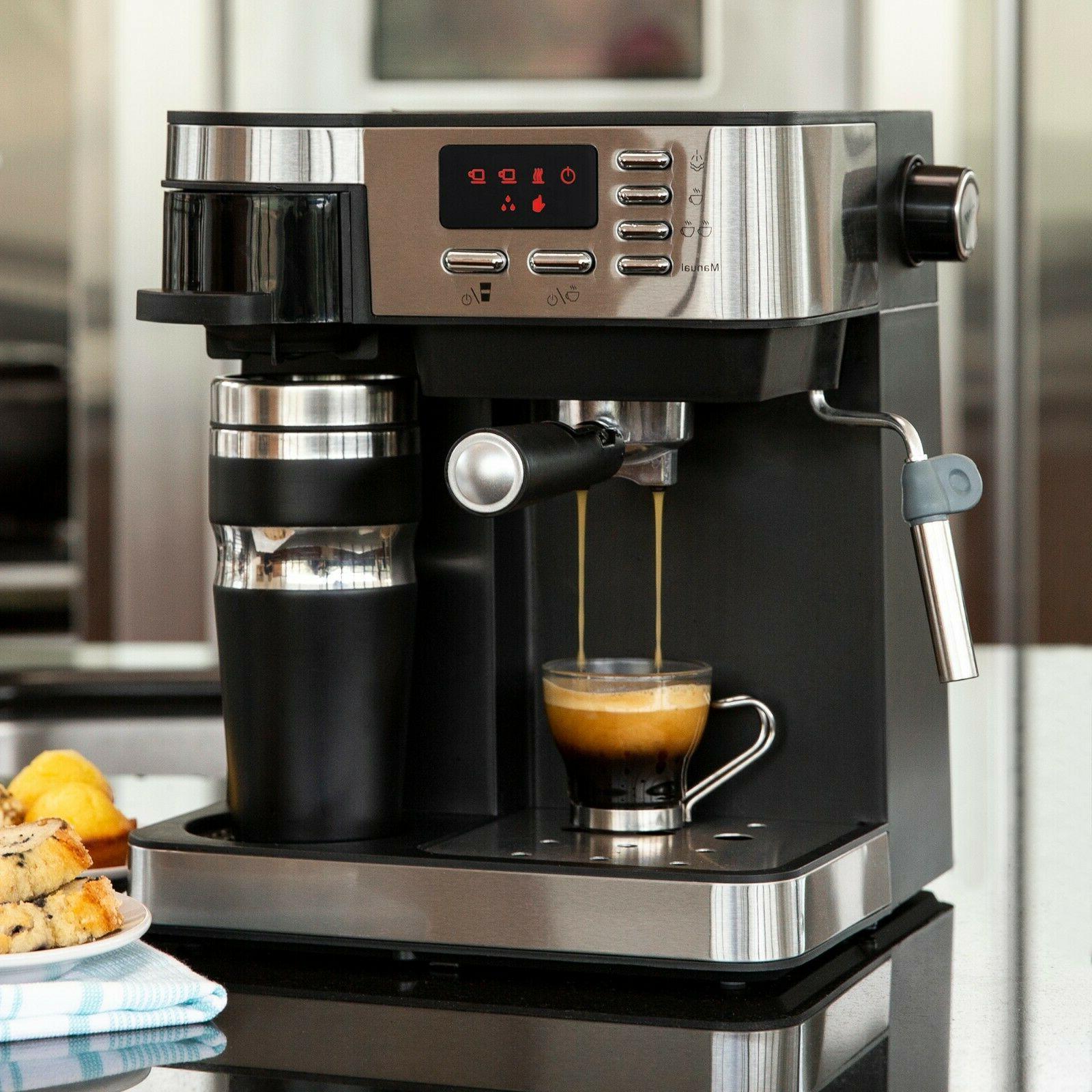 3 in 1 espresso drip coffee