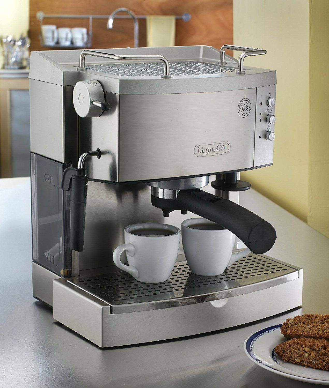Automatic Espresso Machine Mix