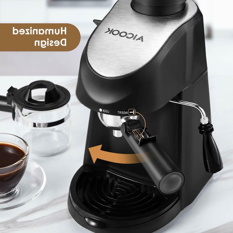 Home Expresso Coffee Maker Steam NEW