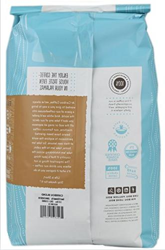 Caribou Blend Whole Coffee 40 oz.
