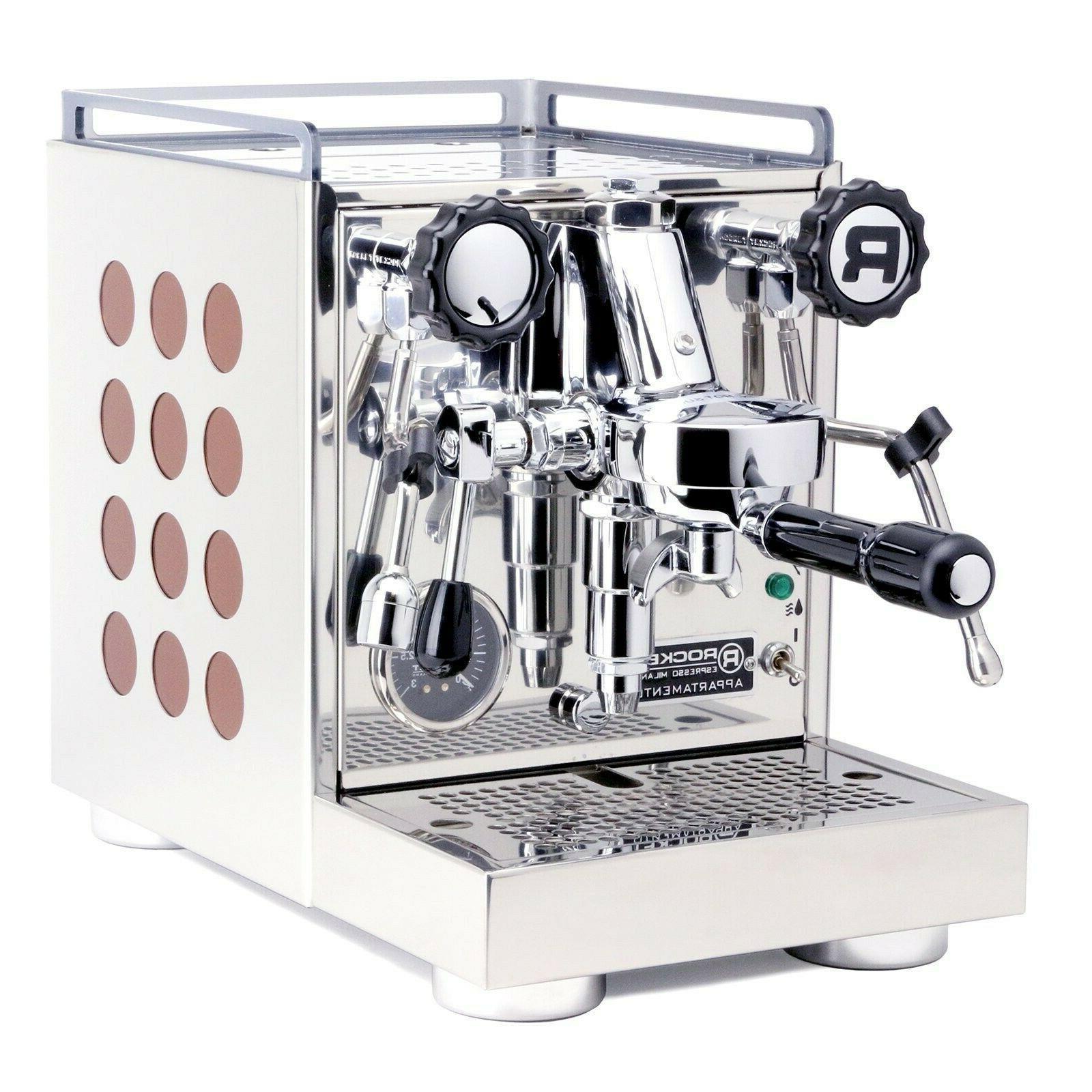 brand new apartamento espresso coffee machine