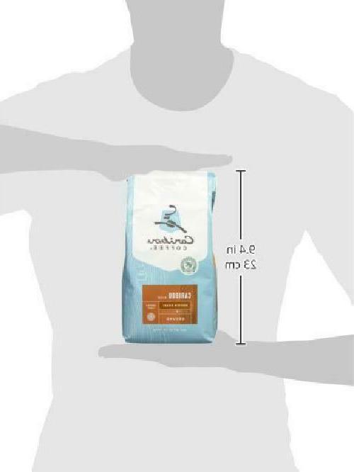 Caribou Coffee, Ground, bag, Smooth Balanced