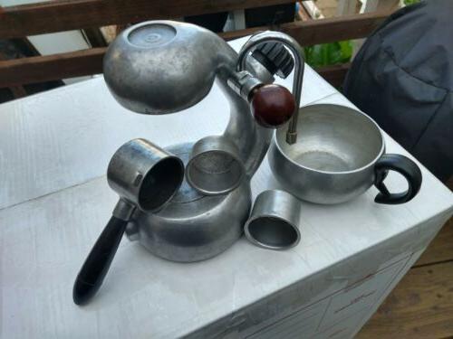 coffee cappuccino maker machine brevetti robbiati milano