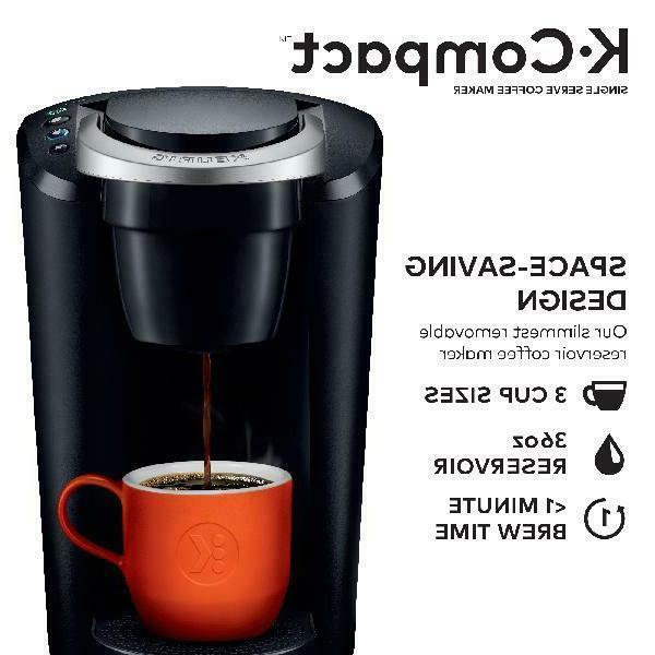 Keurig Coffee Maker Single-Serve Brewing Machine Choose Colo