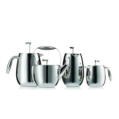 Bodum 8-Cup Stainless-Steel Press Pot by Bodum