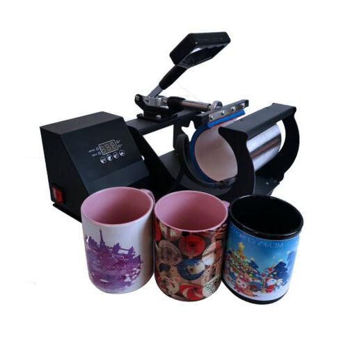 Cup Mug Heat Machine for Latte 11Oz