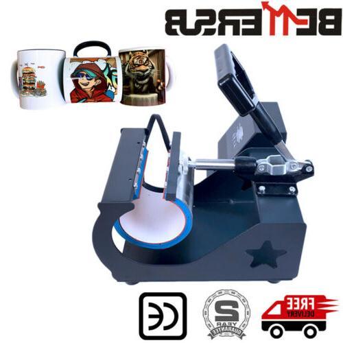 cup mug heat press machine print sublimation
