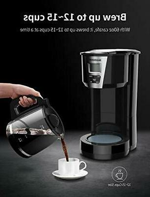 Drip Cup Programmable Brew Coffee Machine 3.0, St